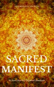 Sacred Manifest eBook Cover